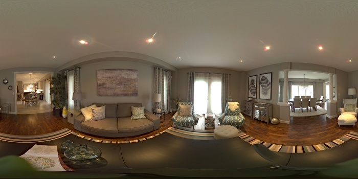 Lladro Virtual Tour Living Room