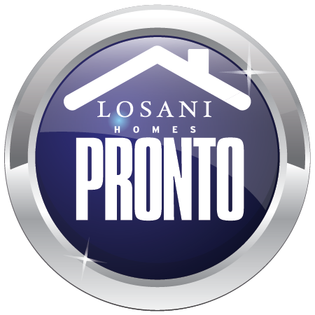 Pronto homes logo